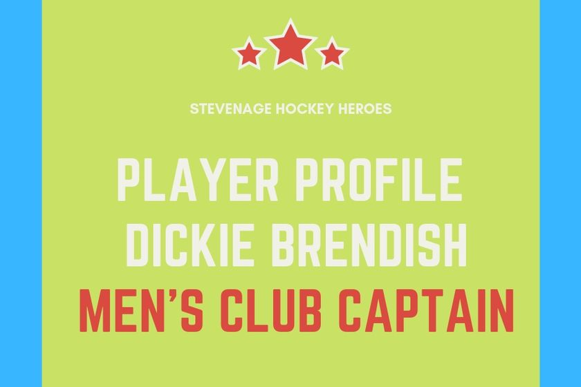 SHC Hockey Heroes - Player Profile: Dickie Brendish