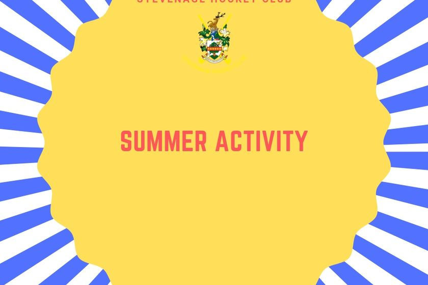SHC Summer activity - everything you need to know