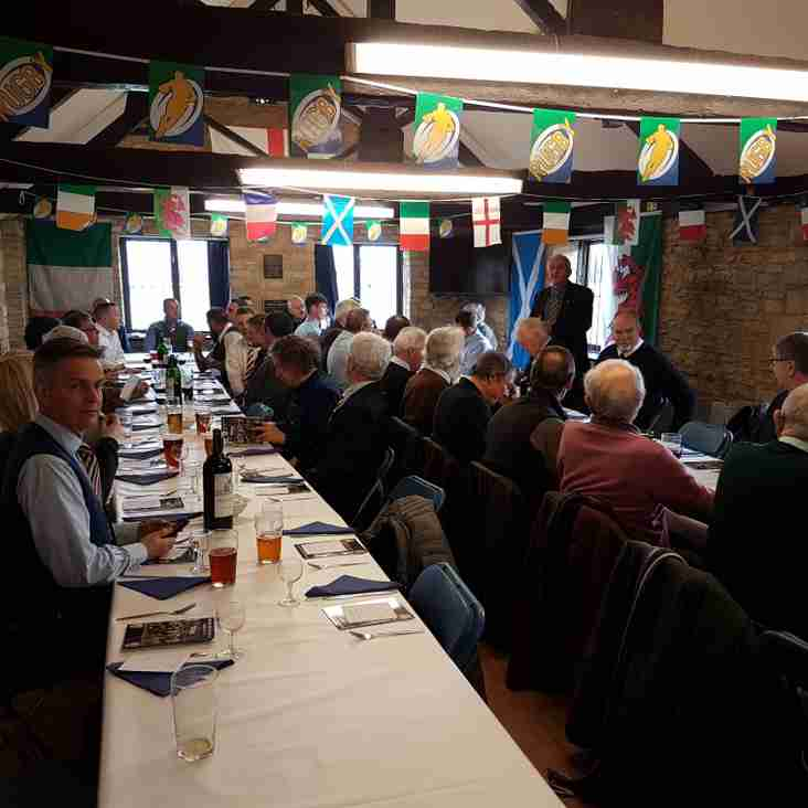 Final Pre-match Lunch at Marston Ferry - 7th April 2018