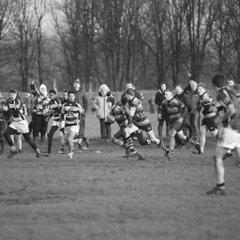 Littlborough U16 vs Trafford MV