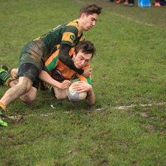 Littleborough Junior Colts V West Park (Pictures By John Glasgow)