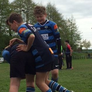 Under11s - weekend of 28th / 29th April
