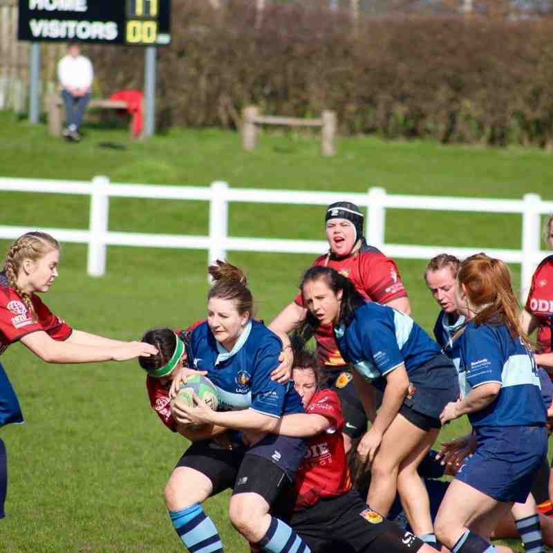 Harrogate Ladies v Bishop Auckland Ladies - Sun 26 Mar 2017