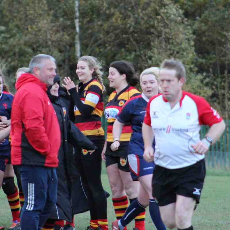 Doncaster Demons Vs Harrogate Ladies Part 2