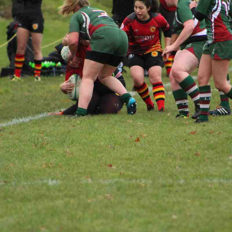 Harrogate Hens Vs Leeds University
