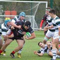 Camborne 20 v 28 Exeter University