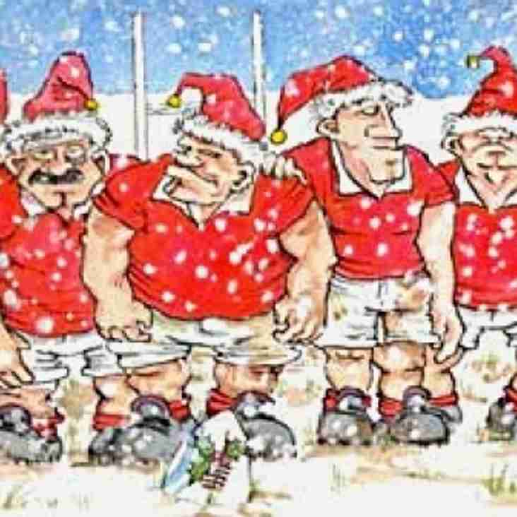 VICE PRESIDENTS LUNCH - SATURDAY 2nd DECEMBER