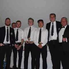 CRFC Junior Section Awards