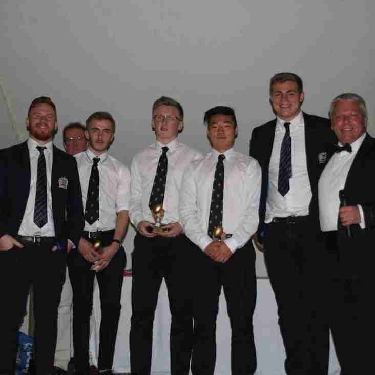 Junior Section Awards Dinner - Friday 5th May - The BEST Night!!