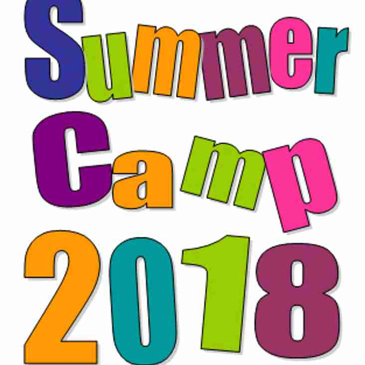 CHC - Inaugural Summer Camp - 23rd to 25th July 2018