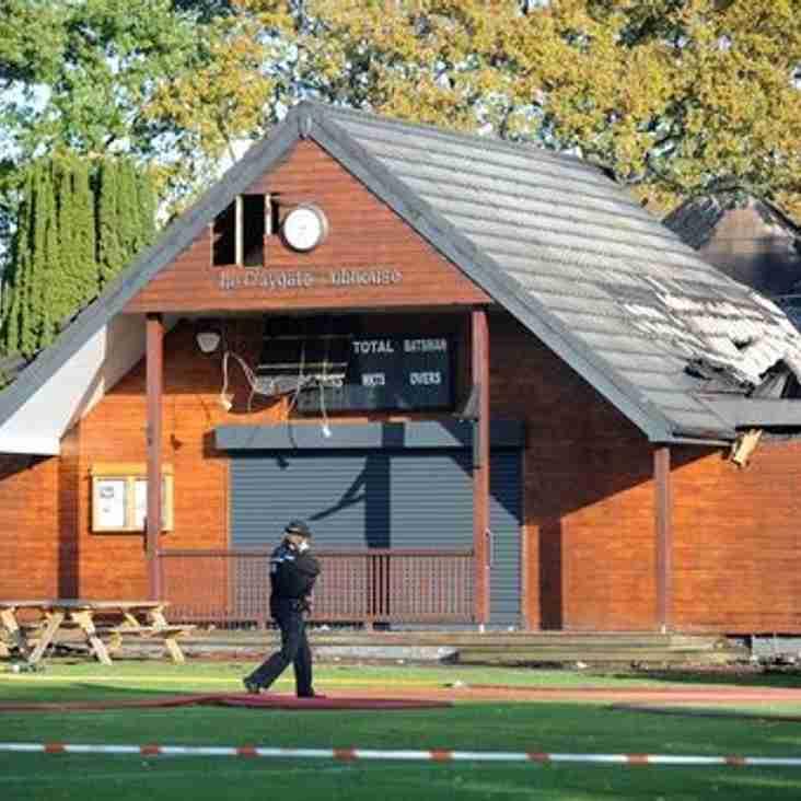 CRGT AGM: Clubhouse rebuild