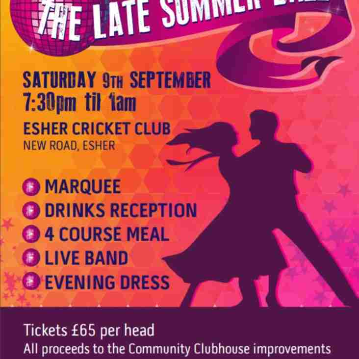 The  Late Summer Ball