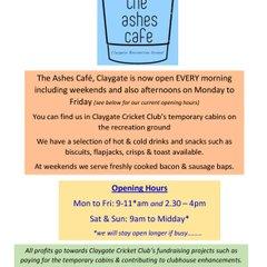 Ashes Cafe