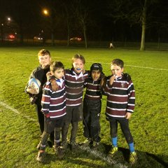 Flood lit team u9s 2018