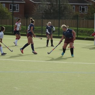 Kettering Ladies 2nds 7 - 0 Wootton Wanderers 2nds
