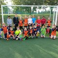 Maidenhead HC vs. Thames Valley Minis