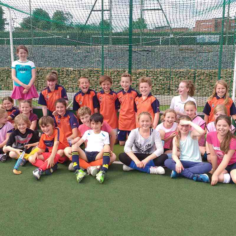 P&R Juniors Summer Camp 2016