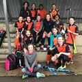 Under 14 Girls lose to Reading GU14 Rollers 3 - 1