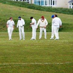 1st Team v Ilfracombe CC - 1st May 2016