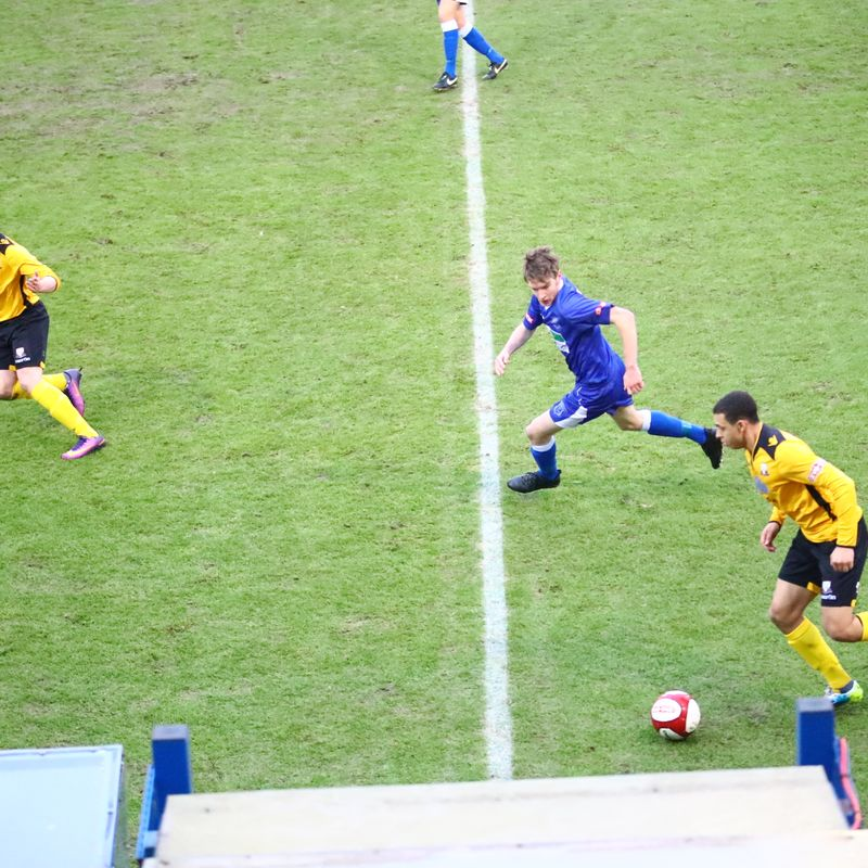 Five Star performance as Basford win at Leek Town but lose keeper Deeney