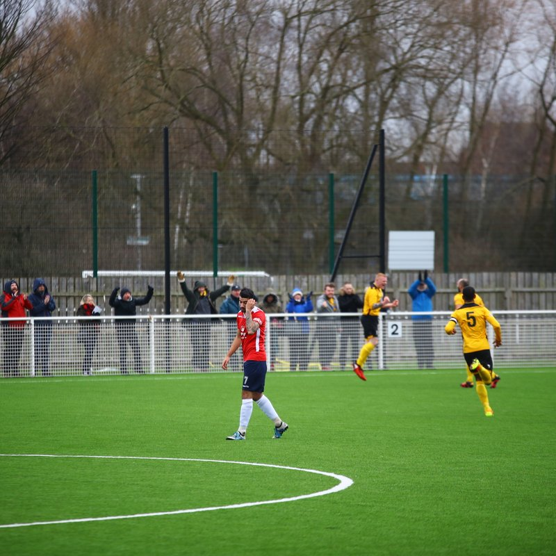 Basford keep the playoff dream alive. (MATCH VIDEO NOW UPLOADED)