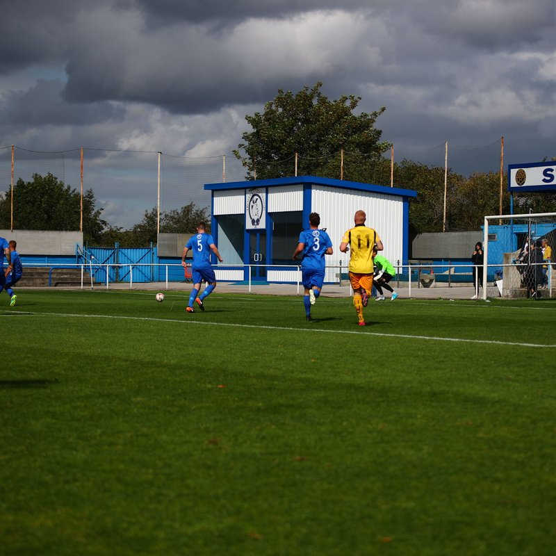 Basford progress in the FA Cup after a close 1-0 win over Staveley.(VIDEO NOW ON LINE)