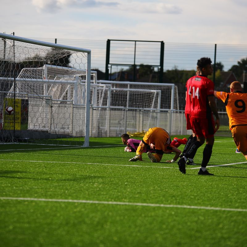 Basford on cloud 9 after progressing in the FA Cup (VIDEO TO FOLLOW)