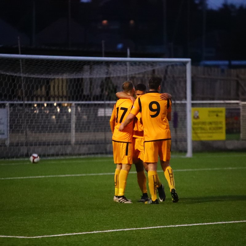 Another 3 big points as Basford defeat Spalding Utd (VIDEO NOW ON LINE)
