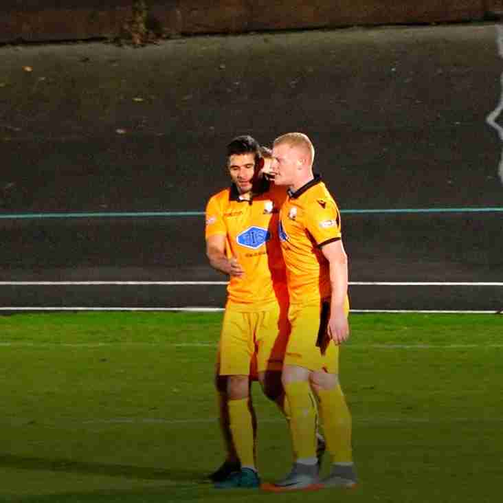 The hitman delivers as Basford secure a fabulous away win (VIDEO NOW ON LINE)