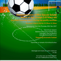 Continuation of Mini Soccer School for 5-8 Yr olds & continuation Saul Deeney GK school