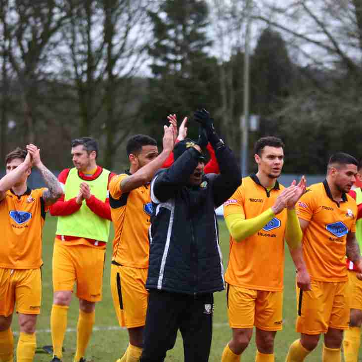 Basford so close to promotion (Video Now on line)