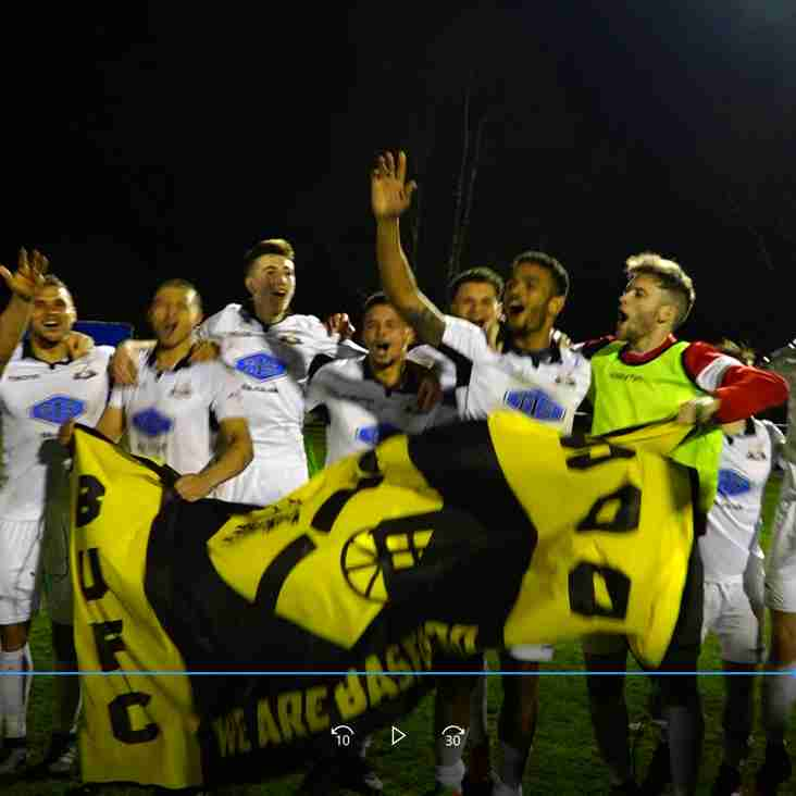 Basford confirmed as Evo-Stik South 2017-18 Champions.