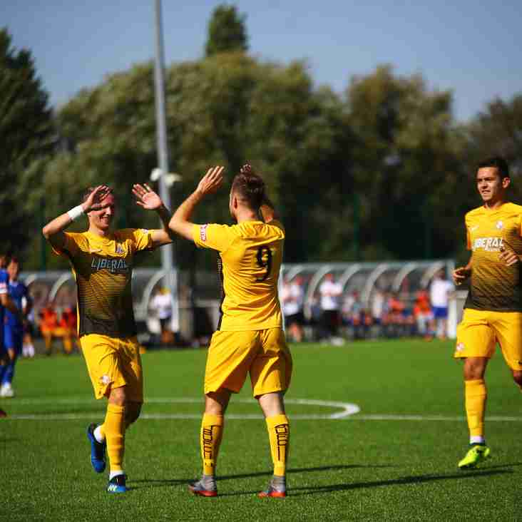 Nat Watson claims a hat trick as Basford storm back to win a classic (VIDEO NOW ON LINE)