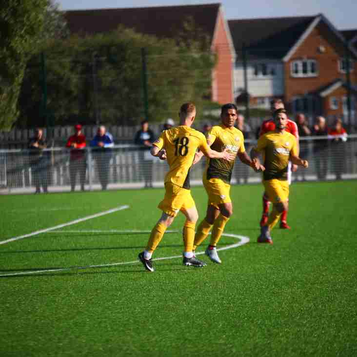 Basford produced a stiring fightback to defeat Workington (VIDEO NOW ON LINE)