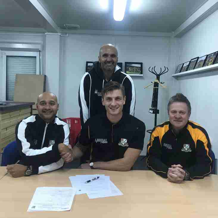 Breaking News Basford add Defensive powerhouse Stef Galinski on a 2 year deal.