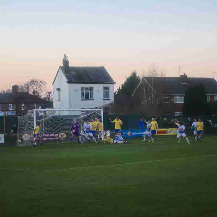 Basford host Warrington Town Sat 3pm Greenwich Avenue