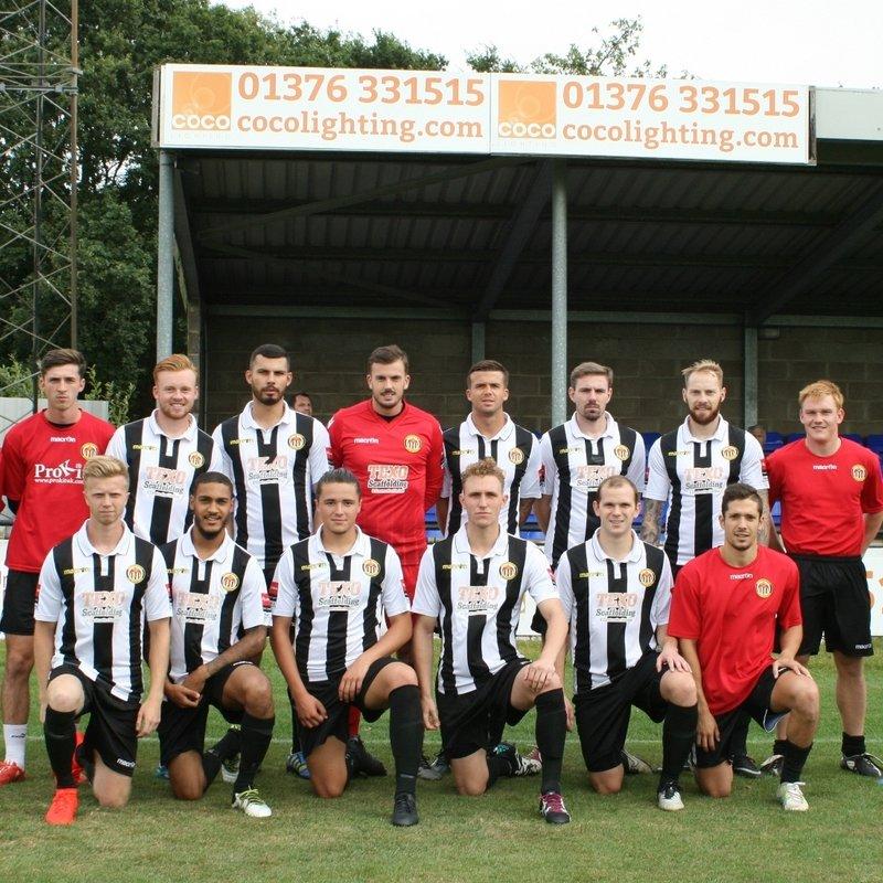 Essex Senior Cup progress against Basildon United