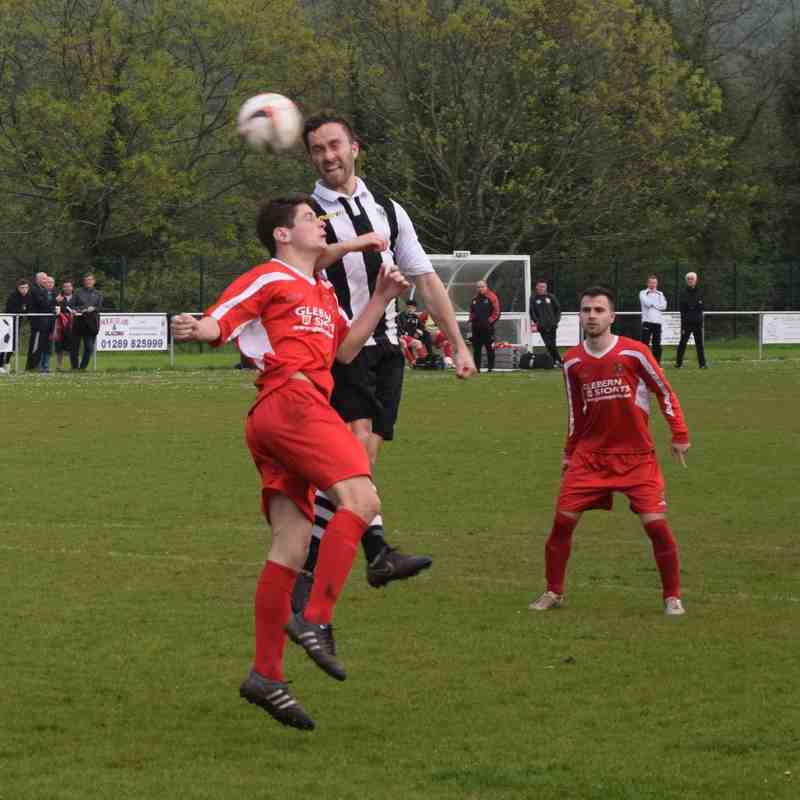 Ponty v AFC Llwydcoed