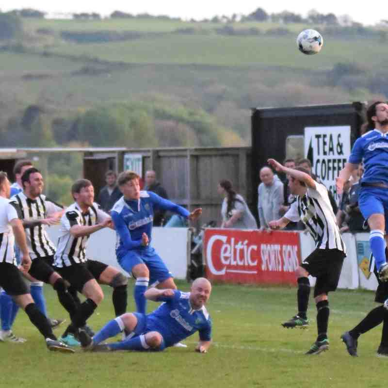 Ponty v Garden Village away 2016-17 part 1