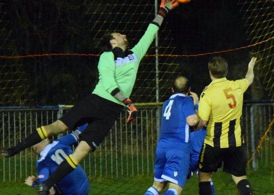 Ponty v Aberdare away 2017-18