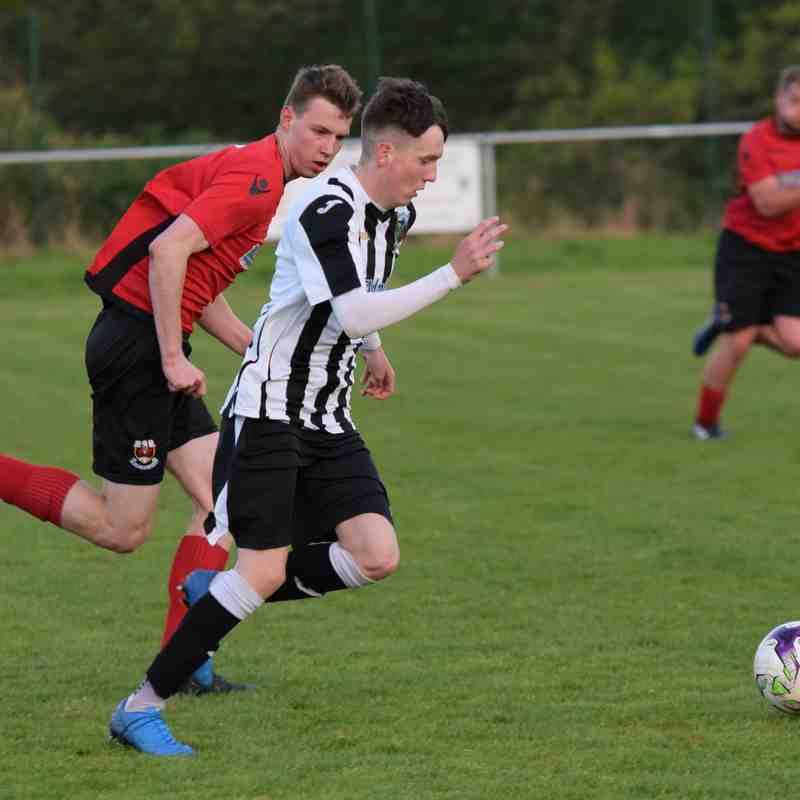 Ponty Reserves v Penybont home 2017-18