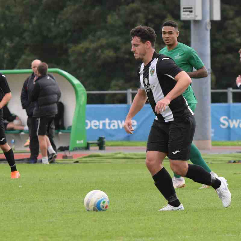 Ponty v Swansea University 2018-19 away