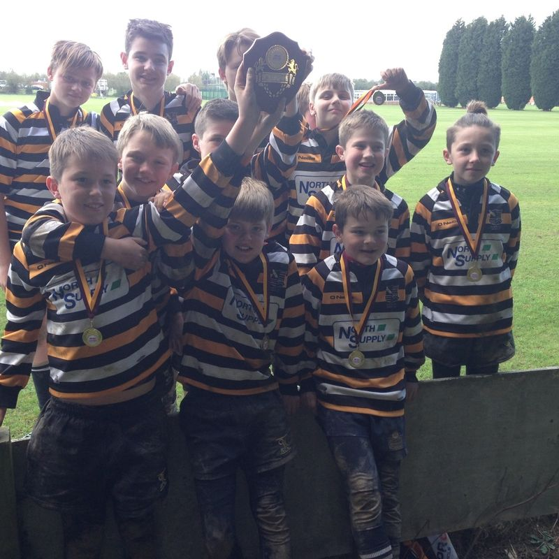 U13s return to winning ways against South Leicester