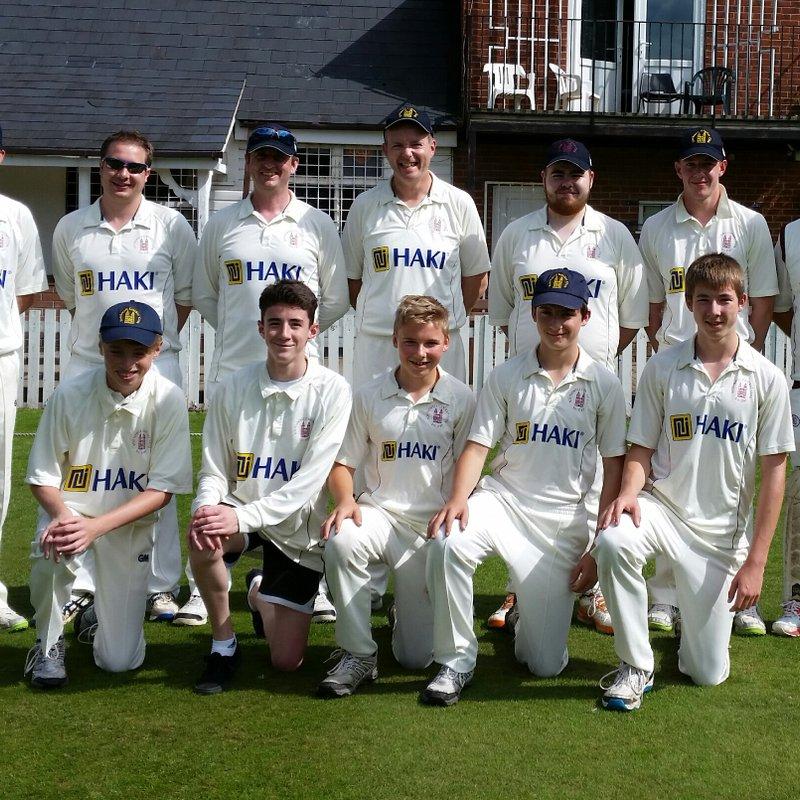 Southwell CC - Sunday 1st XI 160 - 173 Farndon CC - Sunday XI