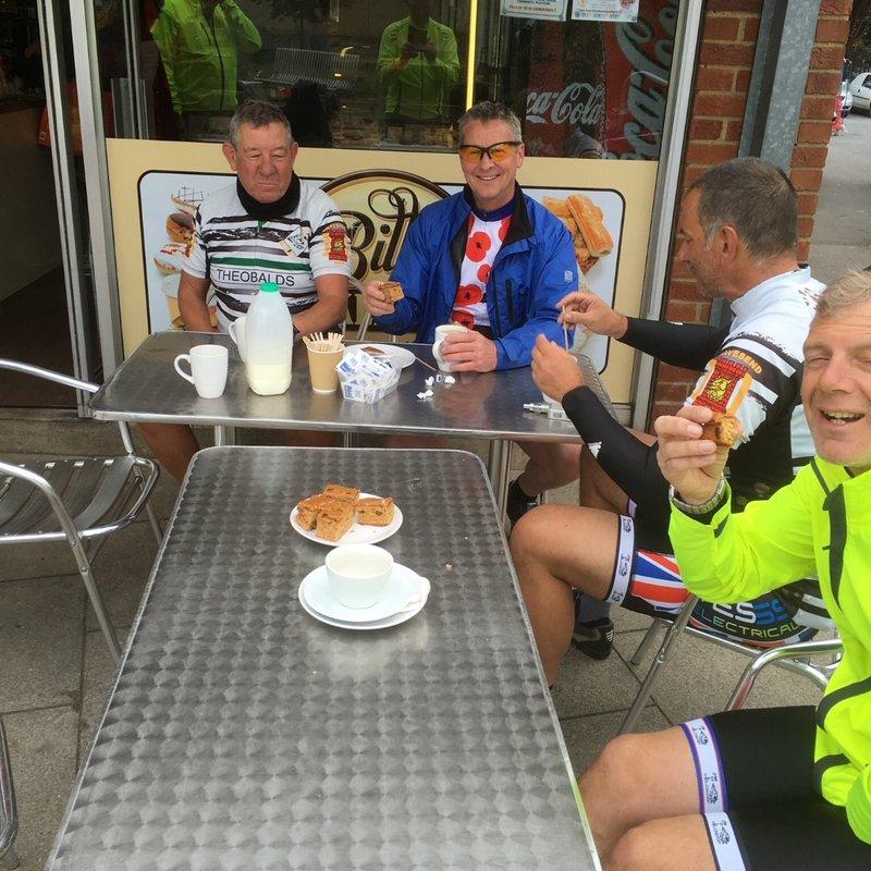 Evans Ride it Cyclopark tour of kent