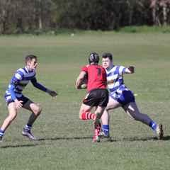 Below Par Boys Defeated at Normanton