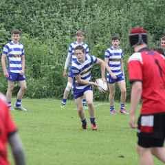 Away Normanton Knights Semi Final 12th June 2016