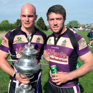 Exmouth finish on a high with Devon Senior Cup win