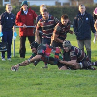 Exmouth score 50 points with win at Old Pats