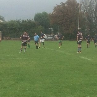 Exmouth 2nd xv 35 New Cross 1st xv 15